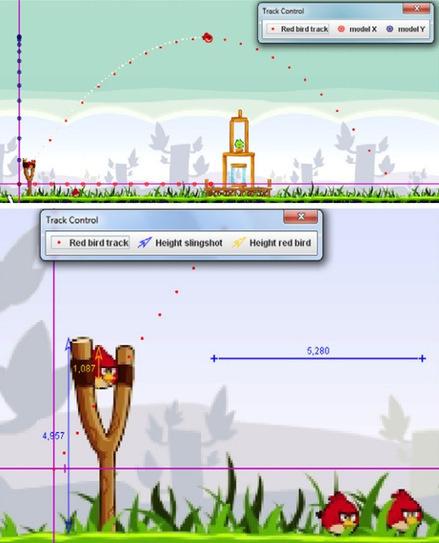 El juego Angry Birds como laboratorio de física para alumnos | Aprendiendo a Distancia | Scoop.it