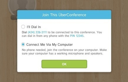 Web Conference Calls | ÜberConference | Conference Calling and Web Meetings | Scoop.it