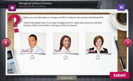 Managing conflicts of interest | E-Learning Examples | Scoop.it