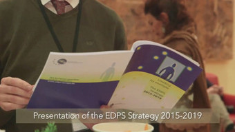 VIDEO: EDPS - Meeting the challenges of big data. A call for transparency, user control, data protection by design and accountability | EU EDPS - European Data Protection Supervisor | EU ICT | Scoop.it