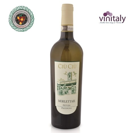 New awards for the white wine Pecorino Merlettaie | Azienda Vitivinicola Ciù Ciù | Wines and People | Scoop.it