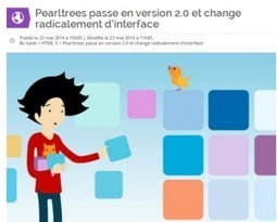 La nouvelle version de Pearltrees - Francisation - CSMB - FGA | netnavig | Scoop.it