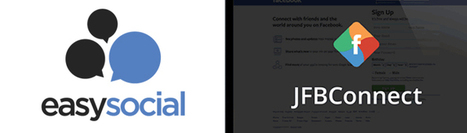 Socialize and interact better with JFBConnect for EasySocial | Joomla dev | Scoop.it