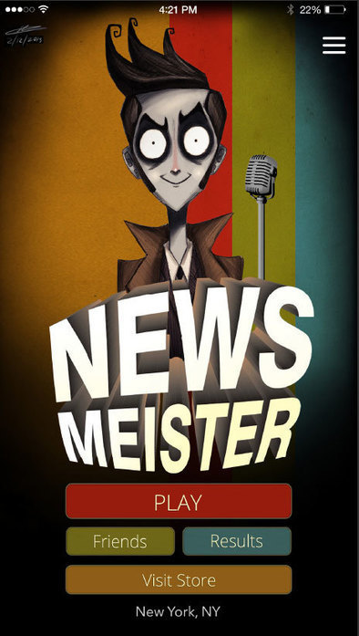 Newsmeister: A Daily News Trivia Quiz | Cool Edubytes for Teachers! | Scoop.it