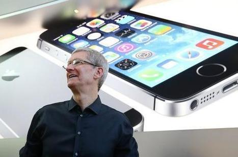 Apple a racheté 14 milliards de ses propres actions en deux semaines | Digital matters | Scoop.it