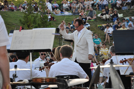 Can classical music work outdoors? | KBIA | OffStage | Scoop.it