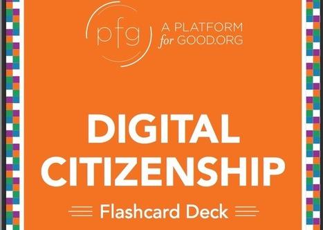 Digital Citizenship - Putting our Best Footprint Forward   digital citizenship   Scoop.it
