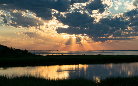 Love that Sky (Sandy Hook, NJ)   Beautiful Photography   Scoop.it
