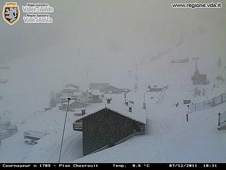 Courmayeur Mont Blanc, impianti aperti per il week-end dell'Immacolata | Enjoy Freeride Skiing | Scoop.it