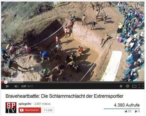 Kultlauf - BraveheartBattle - Extrem Lauf - Das Laufevent in Deutschland   Hindernislauf   Scoop.it