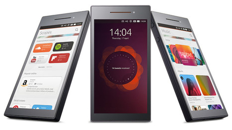 BQ y Canonical traerán smartphones con Ubuntu a España | First topic | Scoop.it