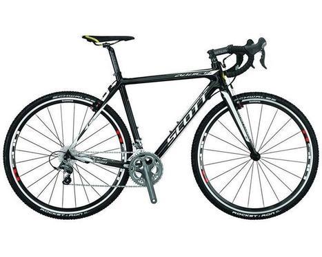 SCOTT ADDICT CX CYCLOCROSS BIKE 2014 - ROAD BIKE | Zilla Bike Store | Scoop.it