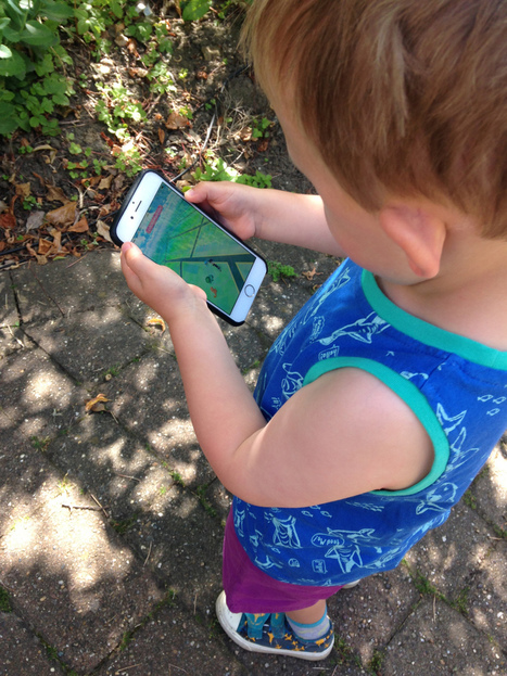 Pokémon Go and Augmented Reality Play | Educommunication | Scoop.it