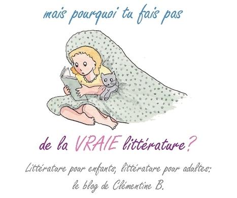 Littérature pour enfants: Le tabou . | Les Enfants et la Lecture | Scoop.it