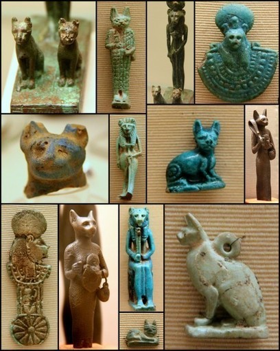 Cats in the Ancient World | Ancient Artifacts, Art, and Architecture | Scoop.it