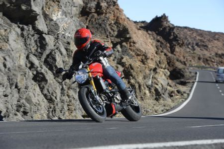 Ducati's Monster 1200 S reviewed | automobile | Scoop.it