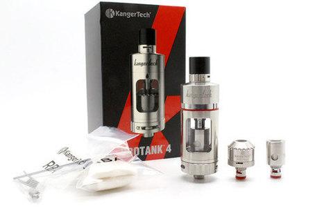 Protank 4 - Kanger | Cigarettes électroniques | Scoop.it