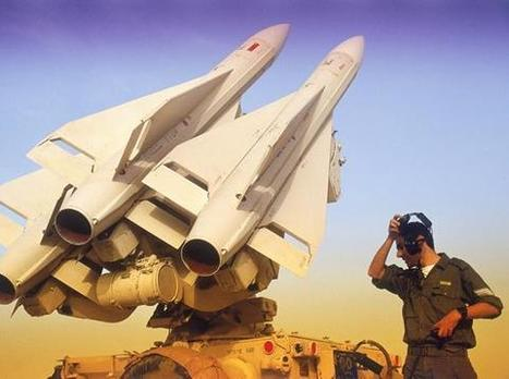 Israeli Air Defense: A Short History | In My Mind | Scoop.it