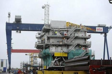 L'éolien offshore, nouveau visage de Saint-Nazaire | Ouest France Entreprises | Energies marines renouvelables - Pays de la Loire | Scoop.it