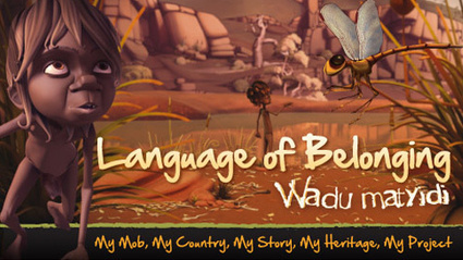 ACTF - Language of Belonging - Wadu Matyidi | Culture in Education | Scoop.it