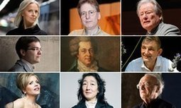 Mozart 225: classical stars pick their favourite Wolfgang Amadeus wonder | Mozart 3.0 | Scoop.it