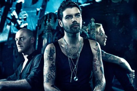 Biffy Clyro, session acoustique RTL2 Pop Rock Station by Zegut | musique | Scoop.it