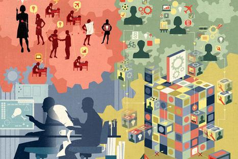 Le télétravail est-il allé trop loin ou pas assez ? | Innovation sociale et coopération | Scoop.it