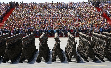 China Announces Cuts of 300,000 Troops at Military Parade | The Jett Journal | Scoop.it