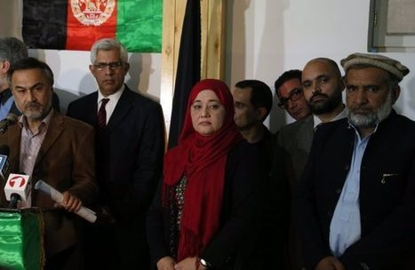 Only Woman Running for Afghan President Gets Disqualified | A Voice of Our Own | Scoop.it