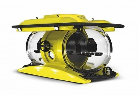 U-Boat Worx plumbs new depths with latest tourist subs | ScubaObsessed | Scoop.it