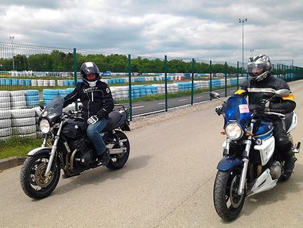 Les motards vagabonds : Les voyages à moto sont bons pour la santé!   Voyages et balades à moto   Scoop.it