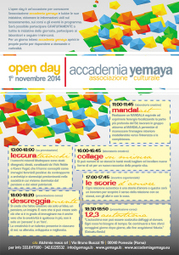 1° novembre 2014: Open Day dell'Accademia Yemaya, dalle 10.00 alle 19.00 | yemaya: naturopatia counseling coaching | yemaya naturopatia counseling e coaching | Scoop.it