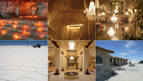 Buildings You Can Lick: 9 Spectacular Structures Made Out of Salt | News we like | Scoop.it