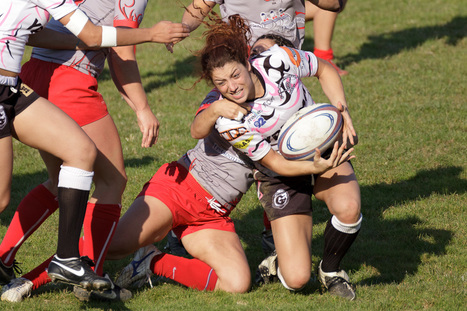 Top 10 - Saint Orens Rugby Féminin - CSM Gennevillier Rugby   Philippe Gassmann Photos   Scoop.it