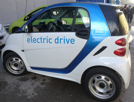 Review: smart electric drive | Sustain Our Earth | Scoop.it