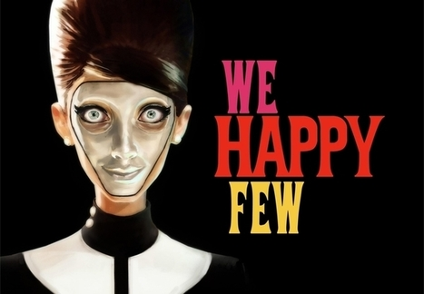 We Happy Few: English Charm with a Pinch of Paranoia | Tracking Transmedia | Scoop.it