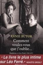 Léo Ferré et sa guenon Pépée : Annie Butor raconte... | Les livres - actualités et critiques | Scoop.it