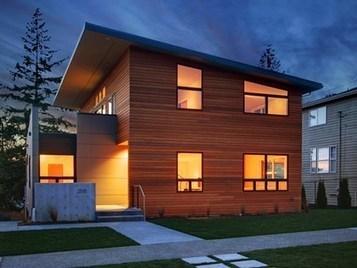 Magnolia House | green design | PROYECTO ESPACIOS | Scoop.it