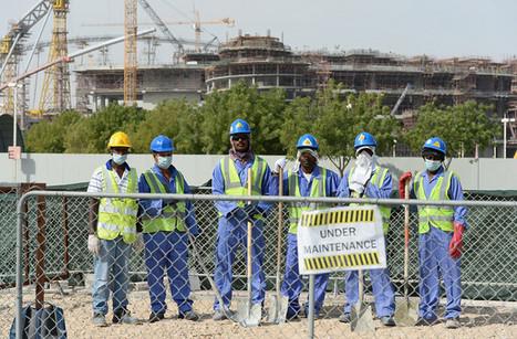Coupe du monde 2022 au Qatar : les droits bafoués de milliers de travailleurs migrants   Mauvaises pratiques dans le sport pro   Scoop.it