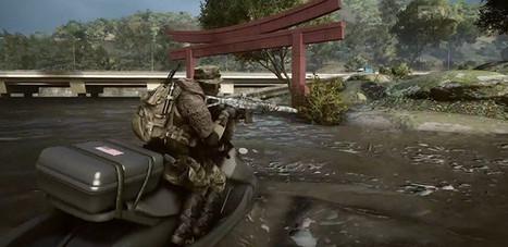 Video předvádějící Levolution na mapě Flood Zone + nové video Only in Battlefield | Battlefield 4 novinky | Scoop.it
