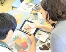 iPad Art Room - 21st Century Teaching & Learning in Visual Art | iPads in Education | Scoop.it