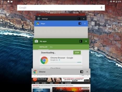 Google annonce Android N : voici les nouveautés et la première Preview disponible | Applications Iphone, Ipad, Android et avec un zeste de news | Scoop.it