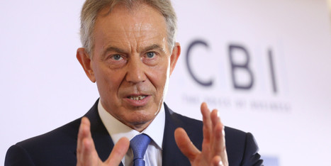 Blair: 'Not A Candidate' For European Union President Job | NGOs in Human Rights, Peace and Development | Scoop.it