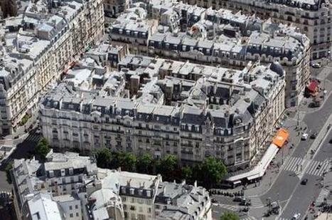 Immobilier : les prix ont chuté de 2,8% en un an à Paris | Immobilier | Scoop.it