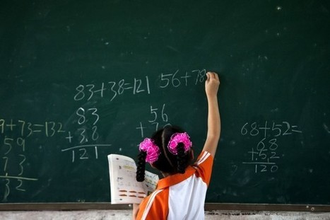 5-Year-Olds Can Learn Calculus | ANALYZING EDUCATIONAL TECHNOLOGY | Scoop.it