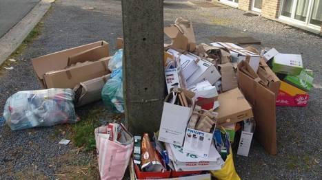 Les voleurs s'intéressent désormais aussi à vos papiers et cartons | Plusieurs idées pour la gestion d'une ville comme Namur | Scoop.it