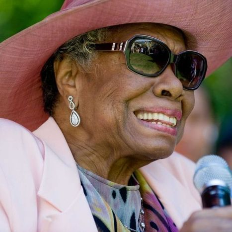 American poet Maya Angelou dies aged 86 | Liberating the Library | Scoop.it