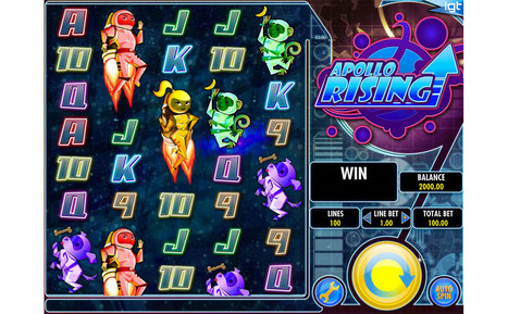 Shoot for the Stars with Apollo Rising Slots at Genting Casino | Press Releases | Scoop.it