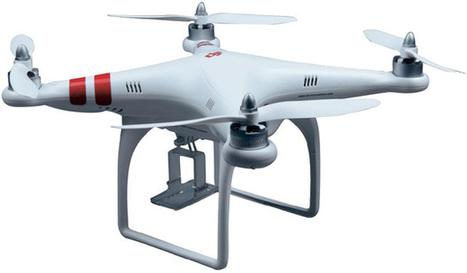 Le DJI Phantom 2 Vision testé par Helicomicro | modelisme | Scoop.it