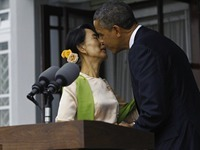 Obama in Burma: 'I Wish I Could... Impose My Will on Congress' | Littlebytesnews Current Events | Scoop.it
